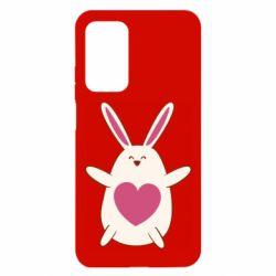 Чехол для Xiaomi Mi 10T/10T Pro Rabbit with a pink heart