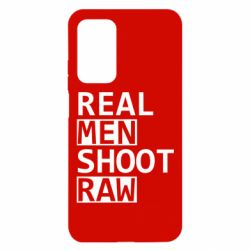 Чохол для Xiaomi Mi 10T/10T Pro Real Men Shoot RAW