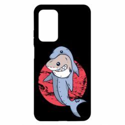Чехол для Xiaomi Mi 10T/10T Pro Shark or dolphin