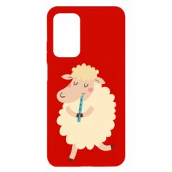 Чехол для Xiaomi Mi 10T/10T Pro Sheep with flute