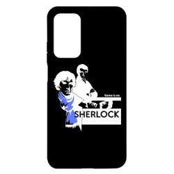 Чехол для Xiaomi Mi 10T/10T Pro Sherlock (Шерлок Холмс)