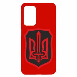 Чехол для Xiaomi Mi 10T/10T Pro Shield with the emblem of Ukraine and the sword