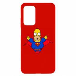 Чехол для Xiaomi Mi 10T/10T Pro Simpson superman