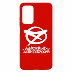 Чехол для Xiaomi Mi 10T/10T Pro Tankograd Underground Logo