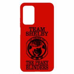 Чохол для Xiaomi Mi 10T/10T Pro Team Shelby the Peaky Blinders