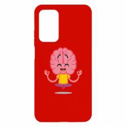 Чехол для Xiaomi Mi 10T/10T Pro The brain meditates