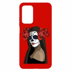 Чехол для Xiaomi Mi 10T/10T Pro The girl in the image of the day of the dead