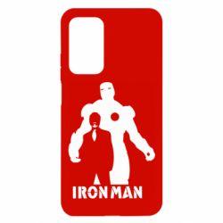 Чехол для Xiaomi Mi 10T/10T Pro Tony iron man