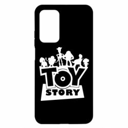 Чехол для Xiaomi Mi 10T/10T Pro Toy Story and heroes