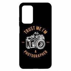 Чохол для Xiaomi Mi 10T/10T Pro Trust me i'm photographer