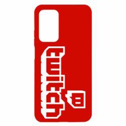 Чохол для Xiaomi Mi 10T/10T Pro Twitch logotip