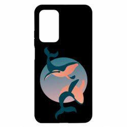 Чехол для Xiaomi Mi 10T/10T Pro Two whales