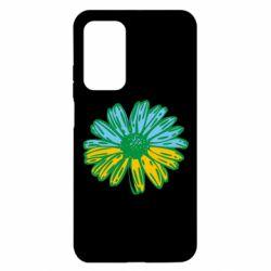 Чехол для Xiaomi Mi 10T/10T Pro Українська квітка