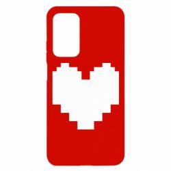 Чехол для Xiaomi Mi 10T/10T Pro Undertale heart