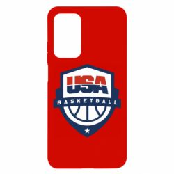 Чехол для Xiaomi Mi 10T/10T Pro USA basketball