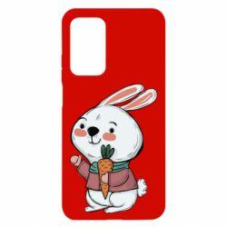 Чехол для Xiaomi Mi 10T/10T Pro Winter bunny