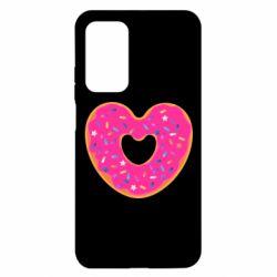 Чехол для Xiaomi Mi 10T/10T Pro Я люблю пончик
