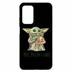 Чехол для Xiaomi Mi 10T/10T Pro Yoda and pizza