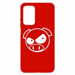 Чохол для Xiaomi Mi 10T/10T Pro Зла свинка
