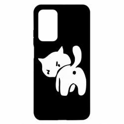 Чохол для Xiaomi Mi 10T/10T Pro злий коте