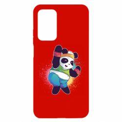 Чохол для Xiaomi Mi 10T/10T Pro Zumba Panda