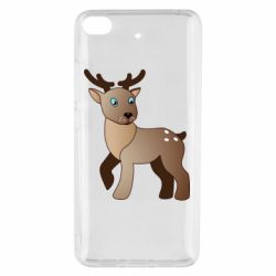 Чехол для Xiaomi Mi 5s Cartoon deer