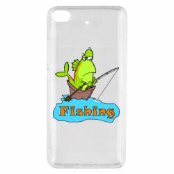 Чехол для Xiaomi Mi 5s Fish Fishing