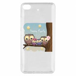 Чехол для Xiaomi Mi 5s Happy family