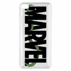 Чехол для Xiaomi Mi 5s Marvel logo and vine