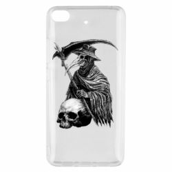Чехол для Xiaomi Mi 5s Plague Doctor graphic arts