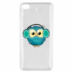 Чехол для Xiaomi Mi 5s Winter owl