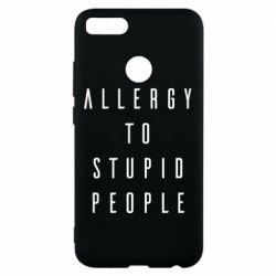 Чехол для Xiaomi Mi A1 Allergy To Stupid People