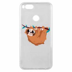 Чохол для Xiaomi Mi A1 Cute sloth