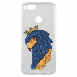Чехол для Xiaomi Mi A1 Eagle with a crown on its head