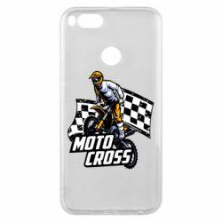 Чехол для Xiaomi Mi A1 Motocross