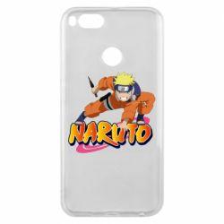 Чохол для Xiaomi Mi A1 Naruto with logo