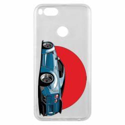 Чехол для Xiaomi Mi A1 Nissan GR-R Japan
