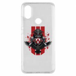 Чохол для Xiaomi Mi A2 Bloodhound Art