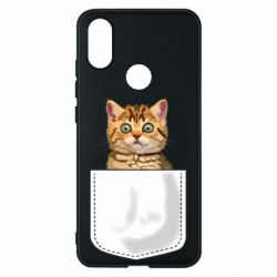 Чехол для Xiaomi Mi A2 Cat in your pocket