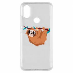 Чохол для Xiaomi Mi A2 Cute sloth