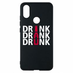 Чехол для Xiaomi Mi A2 Drink Drank Drunk