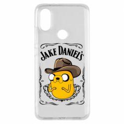 Чохол для Xiaomi Mi A2 Jack Daniels Adventure Time
