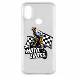 Чехол для Xiaomi Mi A2 Motocross