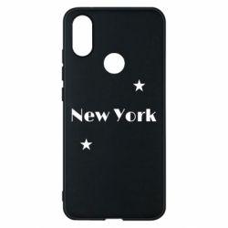 Чехол для Xiaomi Mi A2 New York and stars