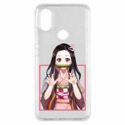 Чохол для Xiaomi Mi A2 Nezuko
