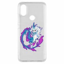 Чохол для Xiaomi Mi A2 Sisu Dragon Art