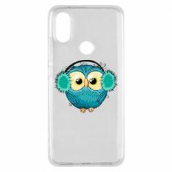 Чехол для Xiaomi Mi A2 Winter owl