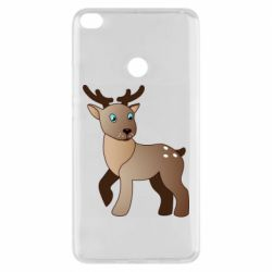 Чехол для Xiaomi Mi Max 2 Cartoon deer