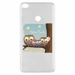 Чехол для Xiaomi Mi Max 2 Happy family