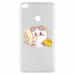Чохол для Xiaomi Mi Max 2 Кішка тримає руку